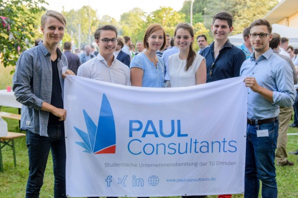 20. Geburtstag PAUL Consultants Freitag