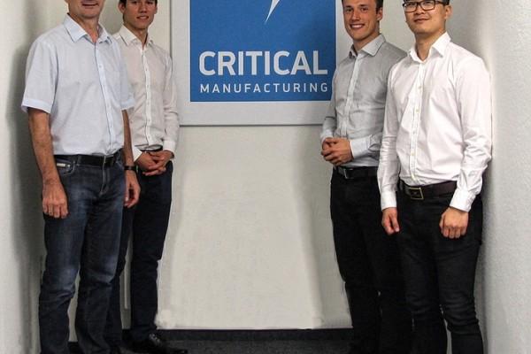 Vertriebsoptimierung Critical Manufacturing