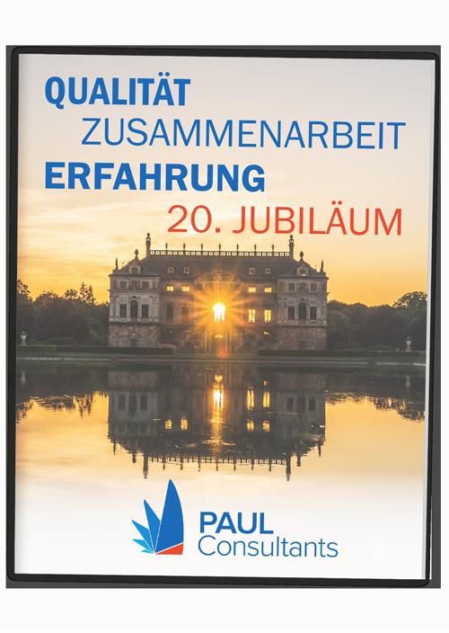 Jahresbericht 2015/2016 PAUL Consultants Studentische Unternehmensberatung der TU Dresden